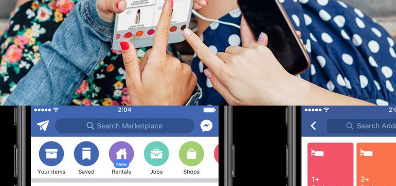 Consumers & Smartphones for Holiday Shopping | Facebook Marketplace expands AI features