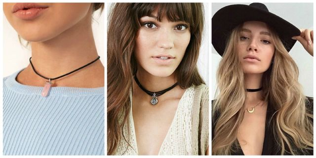 It's Time to Embrace the Choker Necklace
