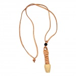 Necklace pendant nature line