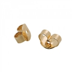 Butterfly, Friction Back - Replacement Part for Stud Earrings 9ct GOLD