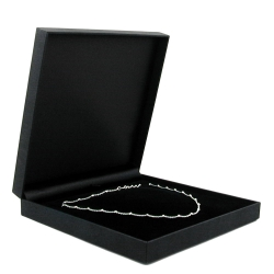 Premium Boxes, Boxes for Chains/ Colliers, Black