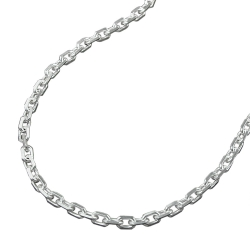 anchor chain, silver 925, 38CM