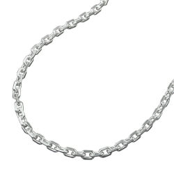 Thin Anchor Chain, Silver 925, 45CM
