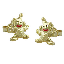 Earrings for Kids GOLD