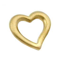 Heart pendants GOLD