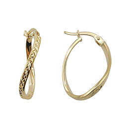 Other hoop earrings GOLD