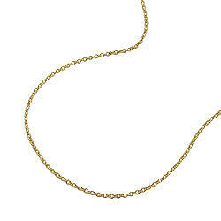 Chains up to 36cm/14.2in GOLD
