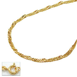 Chains 45cm/17.7in GOLD