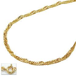 Chains 38cm/14.9in GOLD