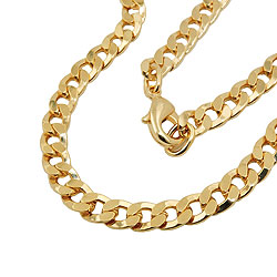 Chains 50cm/19.7in Gold-plated