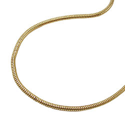 Chains 60cm/23.6in Gold-plated