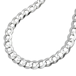 Chains 55cm/21.7in Silver 925