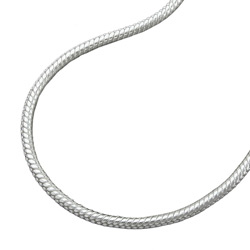 Chains from 70cm/27.6in Silver 925