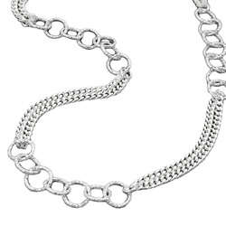 Chains 42cm/16.5in Silver 925
