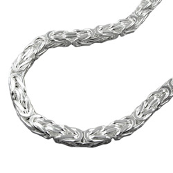 Braceletts from 21cm/8.2in Silver 925