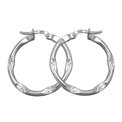 Other hoop earrings Silver 925
