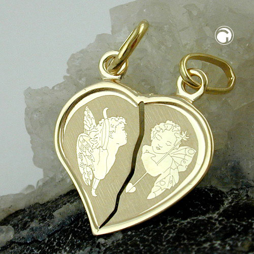 Gold 9K and 14K: pendants with zodiac signs, allah and jewish star (16.10.2018)