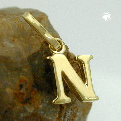 GOLD 9K: initial pendants (17.03.2017)