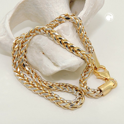 GOLD 9K and 14K: bracelets and chains in Gold (13.08.2018)