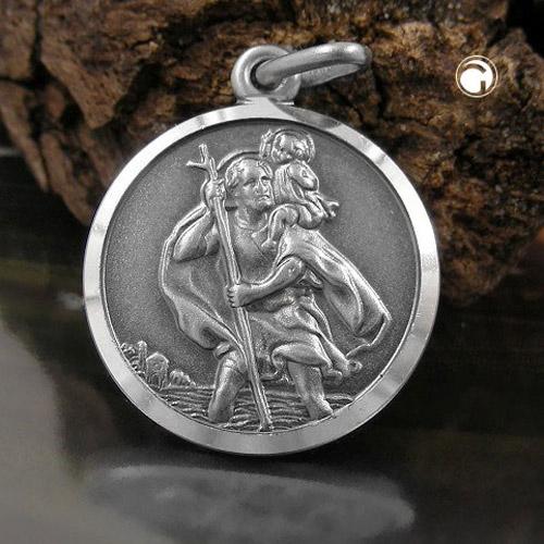 Silver 925: Christopherus pendants, Hoop earrings, Pendants for children (07.11.2018)