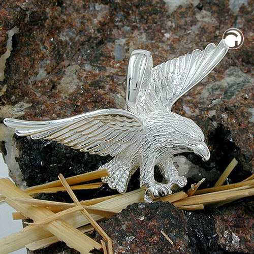 Silver 925: best sellers new in stock – eagle, angel wings and so on… (28.09.2018)